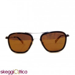 Occhiali da sole unisex acetato tartarugato lenti flash g star-raw