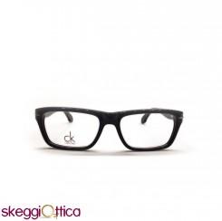 Occhiali da Vista unisex acetato nero Ck Calvin Klein