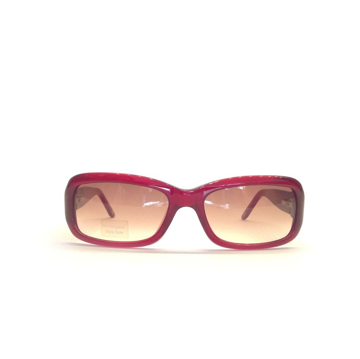 Skeggiottica Occhiali acetato trevì donna rosso da coliseum sole 0nwqnFOAP