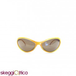 Occhiali da sole unisex acetato sportivo giallo smith
