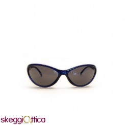 Occhiali da sole unisex acetato blu smith