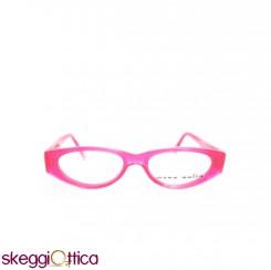 Occhiali da vista donna acetato rosa fluo