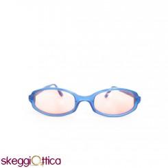 Occhiali da vista donna acetato blu fluo