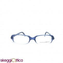 Occhiali da vista unisex acetato blu Dolce e Gabbana
