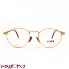 Occhiali da Vista unisex metallo oro Vintage boss hugo boss