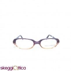 Occhiali da vista donna acetato viola bicolare Dolce Gabbana