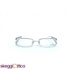 Occhiali da vista unisex metallo argento Extè