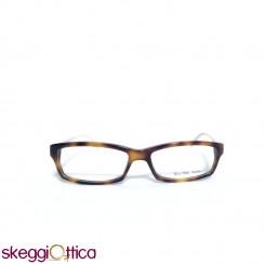 Occhiali da vista unisex acetato tartarugato bicolore marrone Diesel