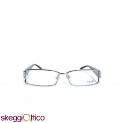 Occhiali da vista unisex metallo nylor argento Extè