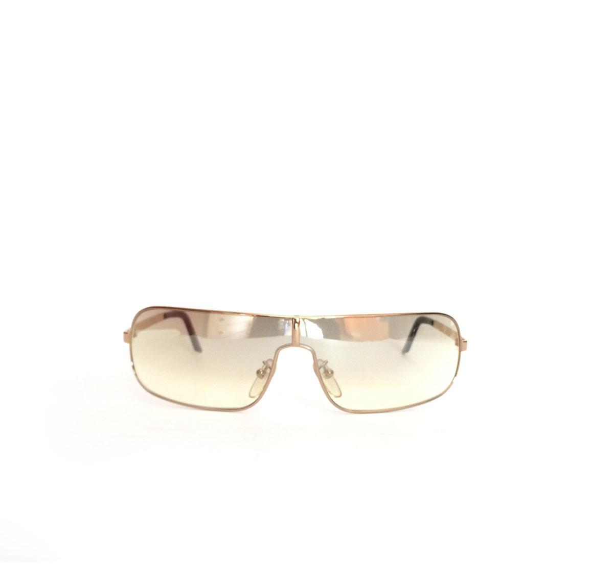 Lenti Oro Metallo Da Skeggiottica Occhiali Flash Sole Unisex Fendi wnz4xxqAaZ