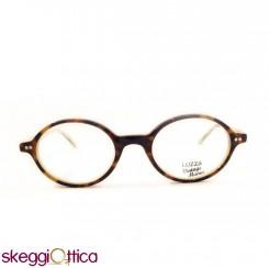 Occhiali da Vista unisex acetato bicolore tartarugato Vintage Lozza