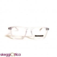 Occhiali da vista unisex acetato trasparente opaco Italia Independent