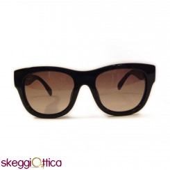 Occhiali da sole donna acetato marrone marc by marc jacobs