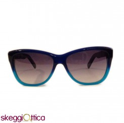 Occhiali da sole donna acetato celeste bicolore Marc Jacobs